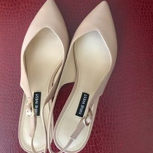 Nine West Slingbacks